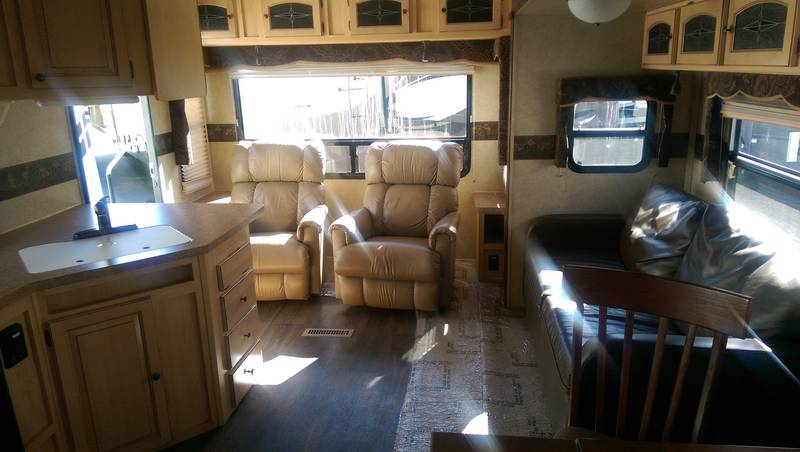 2012 Forest River Rockwood Ultra Lite 2720WS
