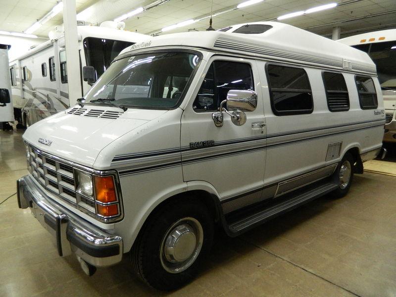 1992 Roadtrek Versatile 190