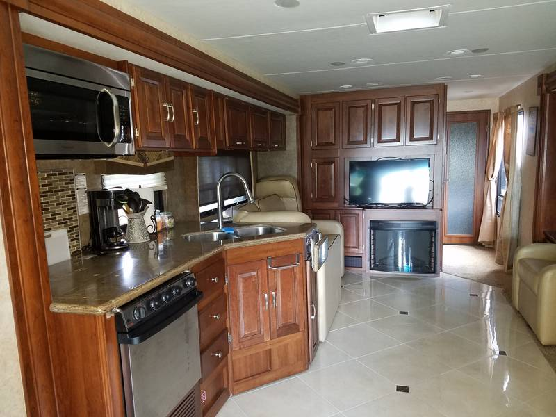 2014 Forest River Georgetown XL 377