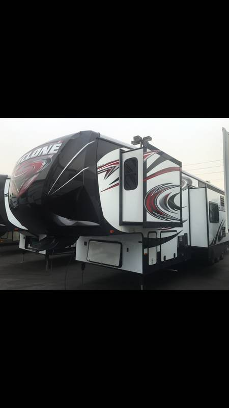 2014 Heartland Cyclone HD Edition 3800