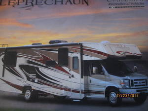 2015 Coachmen Leprechaun 319DS