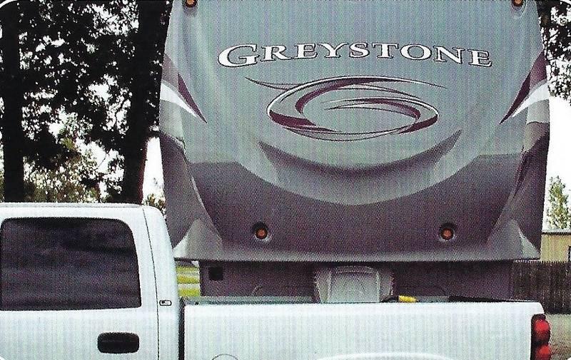 2013 Heartland Greystone gs 33 qs