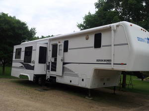 2001 Teton Homes Expedition Windriver XT3