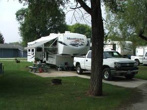 2011 Keystone Montana Hickory 3665RE