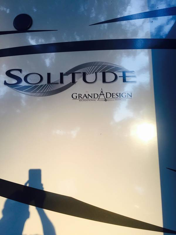 2016 Grand Design Solitude 379FLR