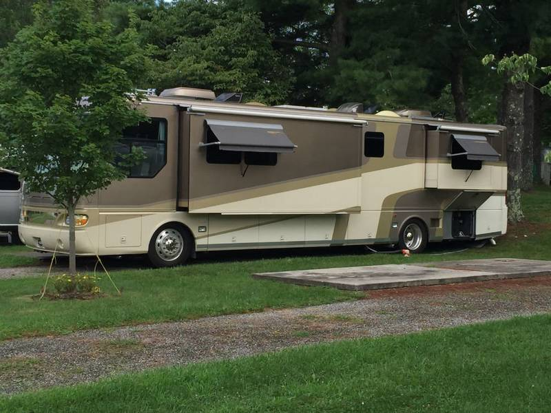 2006 Airstream Land Yacht A-39