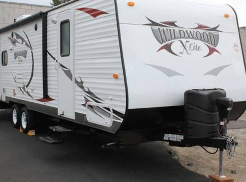 2014 Forest River Wildwood X-Lite 251RLXL