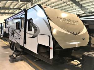2018 Keystone Passport Grand Touring 2670BH