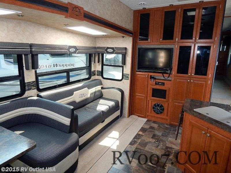 2011 Forest River XLR Thunderbolt 37x12sa