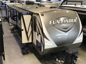 2018 Cruiser  RV Fun Finder 27IK