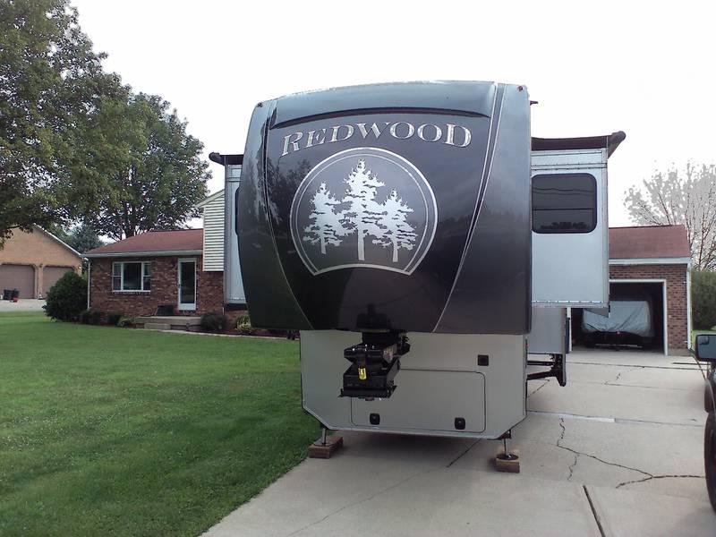 2015 Redwood RV Redwood 38FL