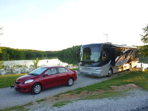 2011 Forest River Berkshire 360FWS