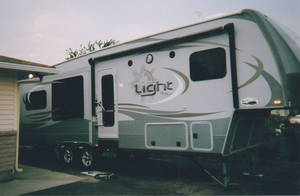 2015 Open Range Light 297RLS