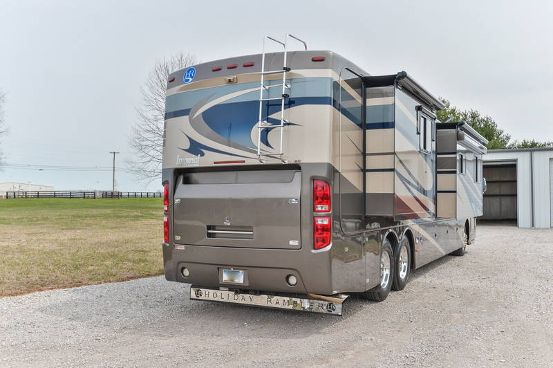 2007 Holiday Rambler Imperial 42PBQ