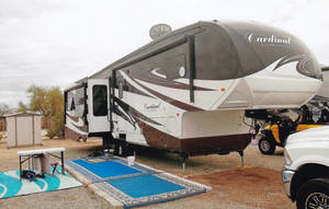 2014 Forest River Cardinal 3675RT