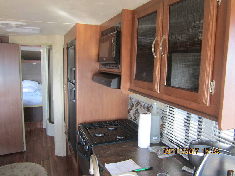 2016 Forest River Salem Cruise Lite 252RLXL
