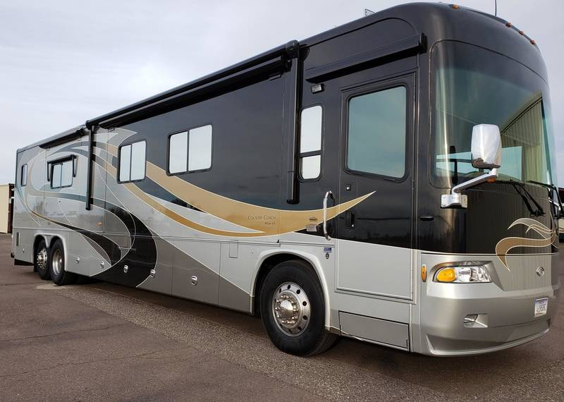 2008 country coach allure 470