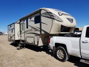 2016 Forest River Crusader 30BH