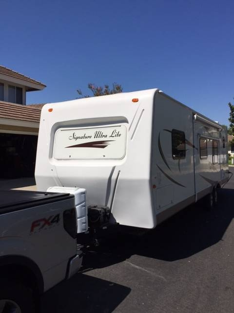 2011 Forest River Rockwood Signature Ultra Lite 8298SS