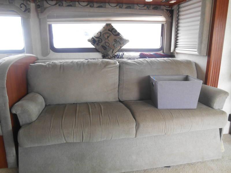 2008 Fleetwood Terra 33L