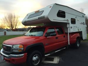 2003 GMC Sierra 3500 SLE Turbo Diesel Dually