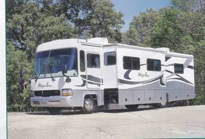 2002 Tiffin Allegro Bay 36LB
