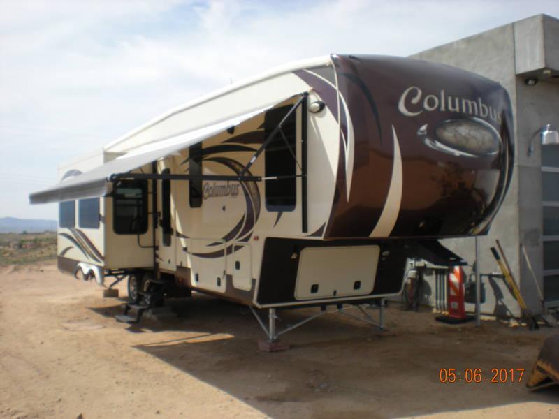 2013 Palomino Columbus 320RS