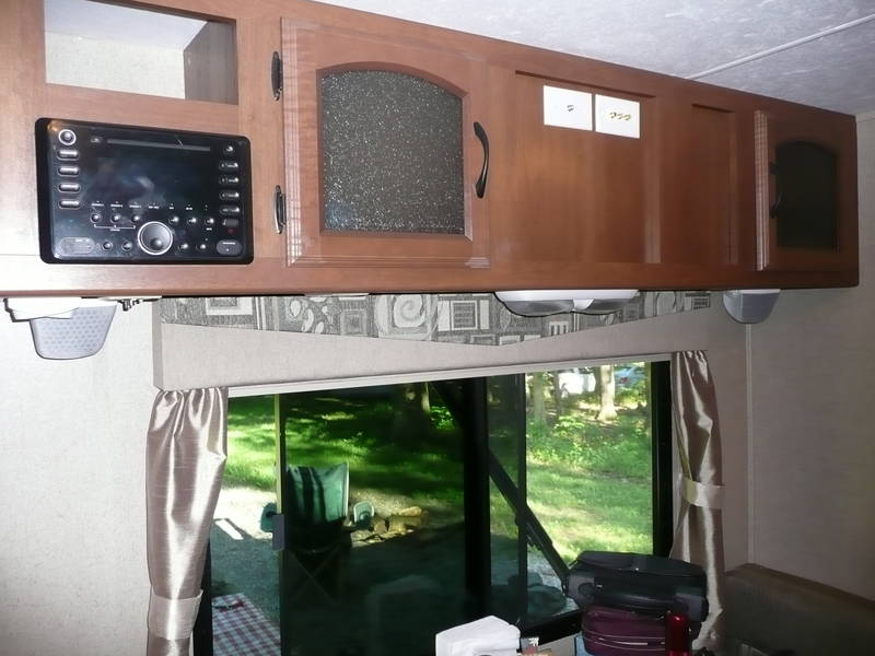 Owners manual Freedom express Rv