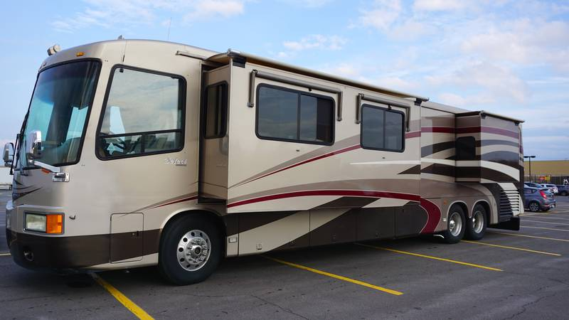 2003 Travel Supreme Select 45DS01