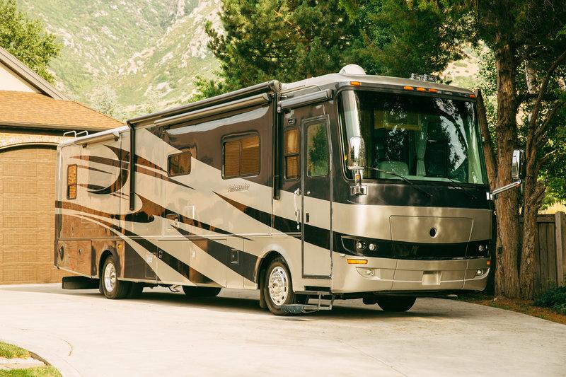 2006 Holiday Rambler Ambassador 40PLQ