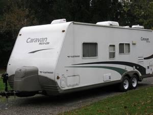 2004 Fleetwood Caravan Micro-Lite 25Q