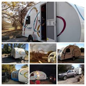 2011 Forest River R-Pod RP-172