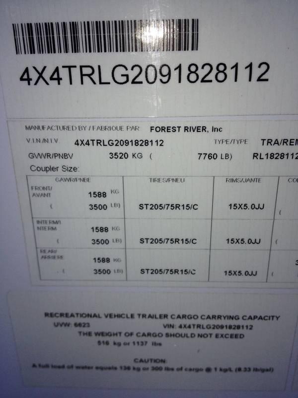 2009 Forest River Rockwood Signature Ultra Lite 8315BSS