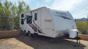 2012 Keystone Passport Super Lite 238MLWE