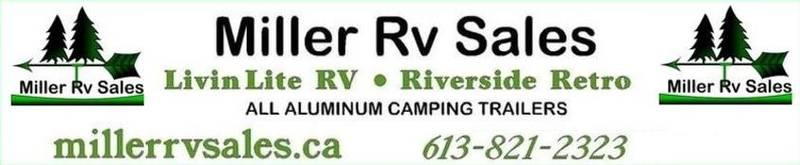 2017 Riverside RV Riverside Retro 177SE