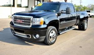 2012 GMC  3500 Dually Denali