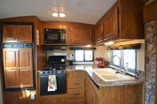 2015 Outdoors RV Creek Side 23RKS