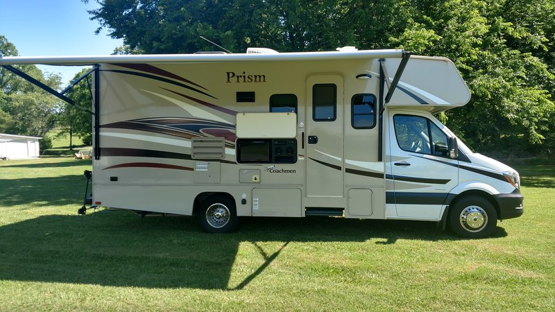 2017 Coachmen Prism 2200LE