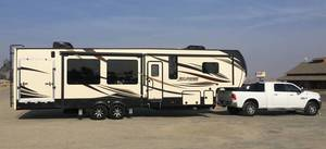 2016 Keystone Alpine 3900RE