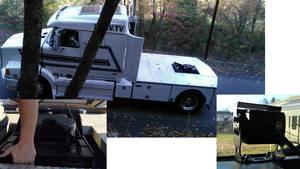 1996 Thor Motor Coach Tuscany M11 sleeper