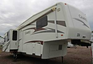 2009 Carriage Cameo 36FWS
