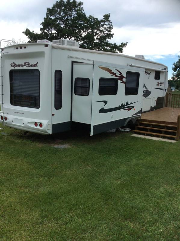 2007 Pilgrim Open Road 359RL3S