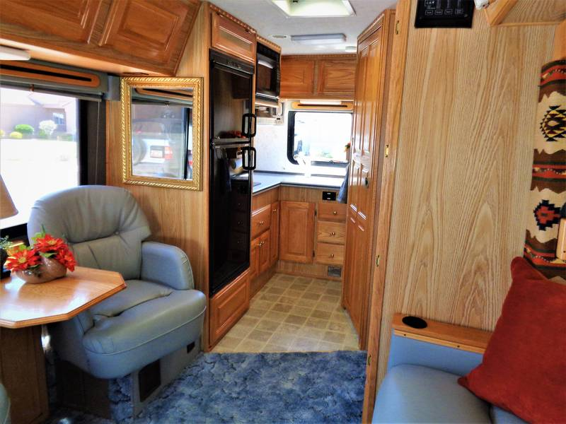 Ford Dealers Utah >> 2004 Chinook Glacier 2500 LE, Class C RV For Sale By Owner in Hurricane, Utah | RVT.com - 221208