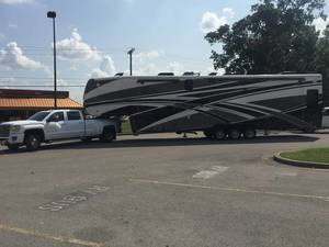 2017 DRV Mobile Suites 44 Houston