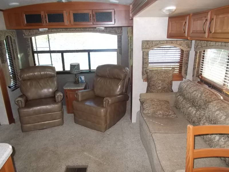 2014 Keystone Cougar High Country 319RLS