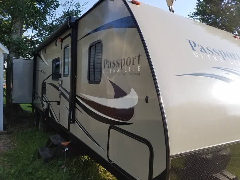 2016 Keystone Passport Grand Touring 3290BH