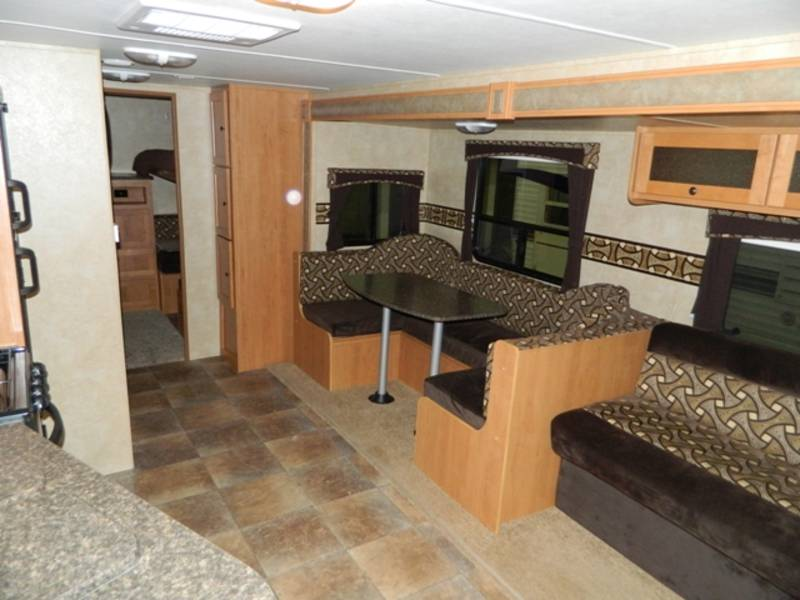 2013 Cruiser RV Shadow Cruiser 280QBS