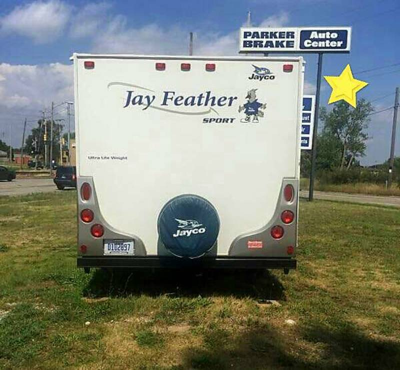2009 Jayco Jay Feather Sport 197