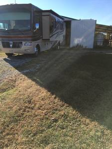 2014 Holiday Rambler Vacationer 36F