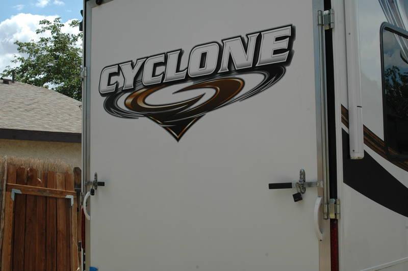 2013 Heartland Cyclone 3010